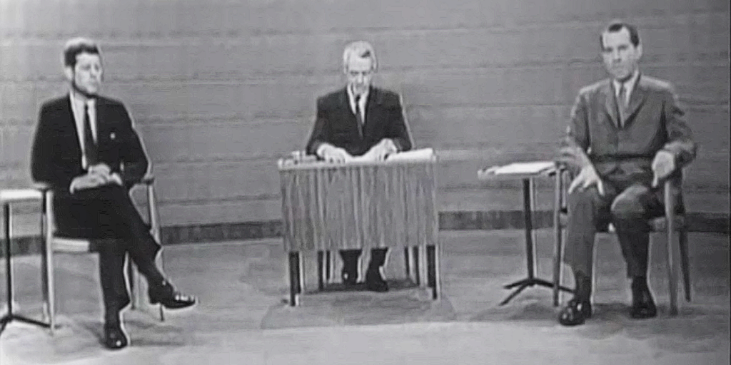 Kennedy-Nixon Debates of 1960