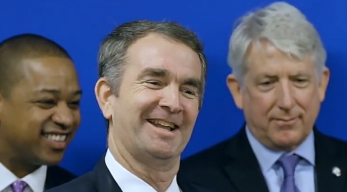 Ralph Northam and Virginia Democrats