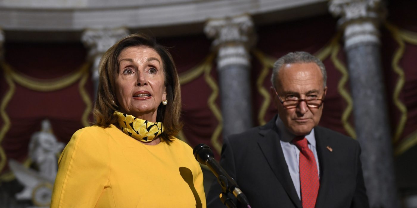 Pelosi's & Schumer's Pork Projects Suddenly Disappear from COVID 'Relief' Bill - Headline USA