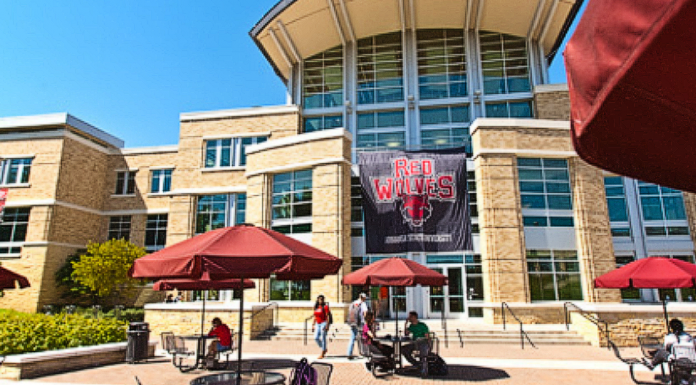 Arkansas State student union