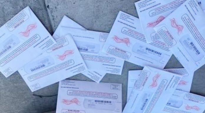 Las Vegas ballots