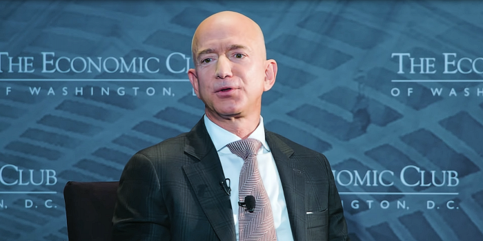 Radicals Blast Bezos for Giving Climate Agenda $$ to 'Predominantly White Institutions' - Headline USA