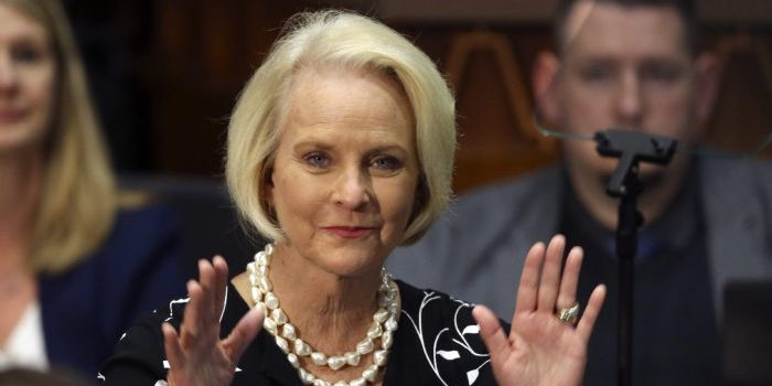 Arizona Republicans Censure Cindy McCain, Jeff Flake, Gov. Ducey - Headline USA