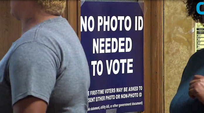 North Carolina voter ID