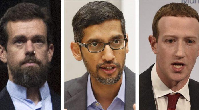 Big Tech CEOs