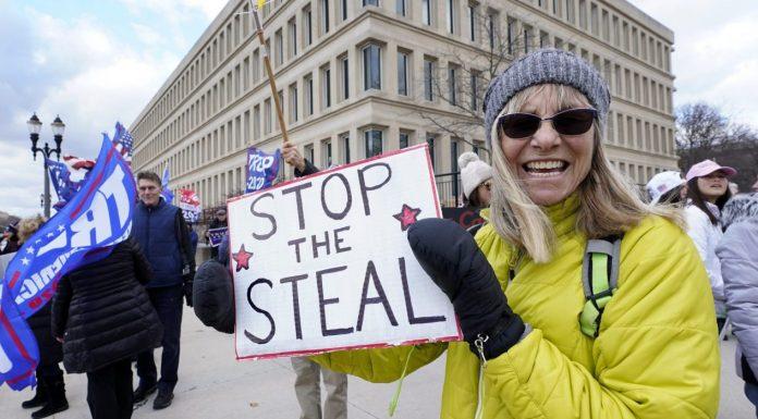 Michigan vote fraud