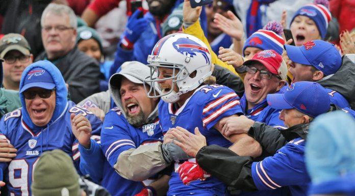 Buffalo Bills Cole Beasley