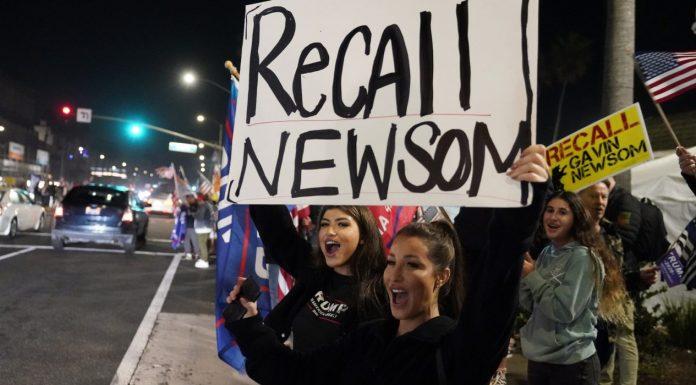 Recall Gov. Gavin Newsom
