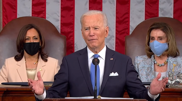 Joe Biden delivers his State of the Union