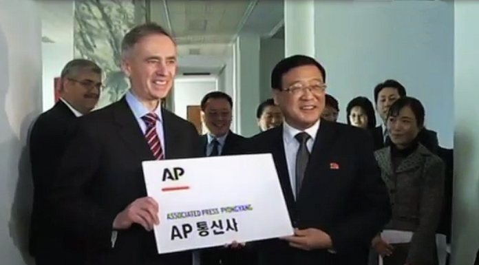 Associated Press Pyongyang