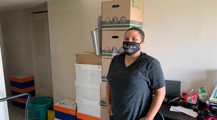Virus Outbreak Eviction Moratorium