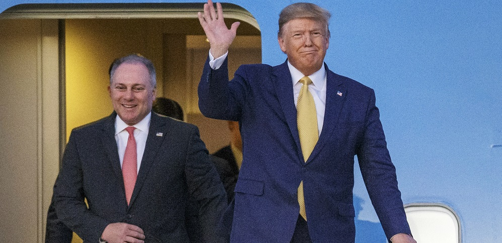 Rep. Steve Scalise Refuses to Say 2020 Election Wasn't Stolen - Headline USA