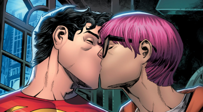 Gay Superman